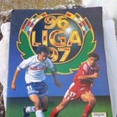 Álbum de fútbol completo: ALBUM DE CROMOS CAMPEONATO DE LIGA 1996/1997 DE EDICIONES ESTE - LIGA 96 97. Lote 142775518