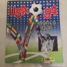 Álbum de fútbol completo: ALBUM USA 94 PANINI. COMPLETO. Lote 143151638