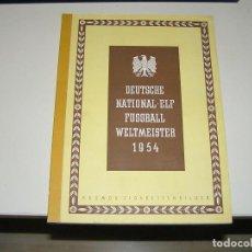 Álbum de fútbol completo: ÁLBUM MUNDIAL 1954. Lote 143239446