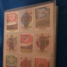Álbum de fútbol completo: COLECCION COMPLETA SIN PEGAR EDICIONES ESTE 18-19 PANINI INCLUYE ERROR TWUMASI Y VACLIK Y CORREGI. Lote 143351898