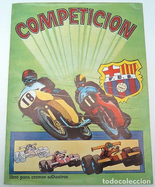 Álbum de fútbol completo: album 1982 COMPETICION, completo. Escudos futbol, Beatles, Motos, Coches, deporte, horoscopo - Foto 2 - 69244877