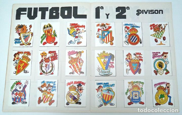 Álbum de fútbol completo: album 1982 COMPETICION, completo. Escudos futbol, Beatles, Motos, Coches, deporte, horoscopo - Foto 6 - 69244877