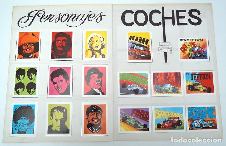 Álbum de fútbol completo: album 1982 COMPETICION, completo. Escudos futbol, Beatles, Motos, Coches, deporte, horoscopo - Foto 10 - 69244877