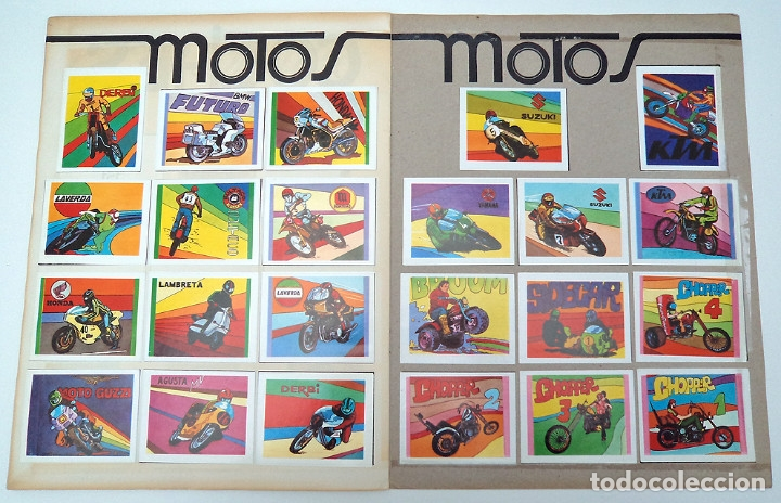 Álbum de fútbol completo: album 1982 COMPETICION, completo. Escudos futbol, Beatles, Motos, Coches, deporte, horoscopo - Foto 11 - 69244877
