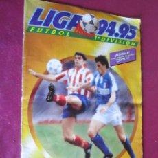 Álbum de fútbol completo: ALBUM ESTE LIGA FUTBOL 94 95 ALBUM COMPLETO - 1 C1. Lote 143702298