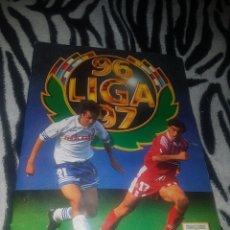 Álbum de fútbol completo: LIGA 96 - 97 ¡¡ COMPLETO !! ESTE. Lote 143803220