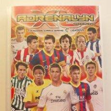 Álbum de fútbol completo: ALBUM COMPLETO ADRENALYN 2013-2014 COMPLETO, 573 CARDS, TODO NUEVO, VER LISTA E IMÁGENES. Lote 143817990
