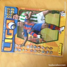 Álbum de fútbol completo: RAREZA-ITEM PARA COLECCIONISTA-LIGA ESPAÑOLA -PANINI ESTE 2005 2006 - 05 06 - VERSION BRASIL (LEER). Lote 121312807