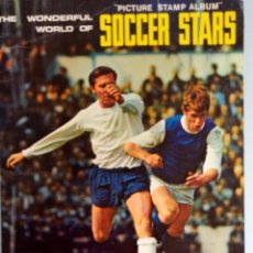 Álbum de fútbol completo: ALBUM FKS PICTURE STAMP. - THE WONDERFUL WORLD OF SOCCER STARS 1968-1969.#. Lote 144569662