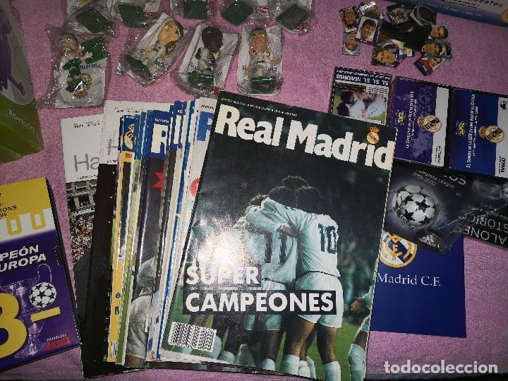 Álbum de fútbol completo: LOTE HISTORIA DEL REAL MADRID - Foto 5 - 144698558
