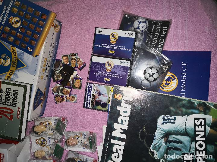 Álbum de fútbol completo: LOTE HISTORIA DEL REAL MADRID - Foto 6 - 144698558