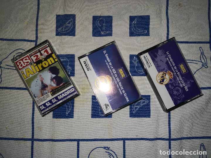 Álbum de fútbol completo: LOTE HISTORIA DEL REAL MADRID - Foto 9 - 144698558