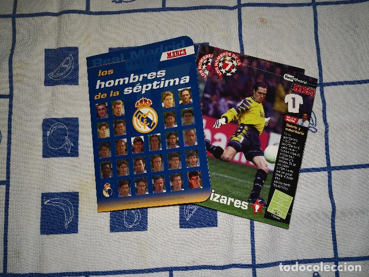 Álbum de fútbol completo: LOTE HISTORIA DEL REAL MADRID - Foto 10 - 144698558
