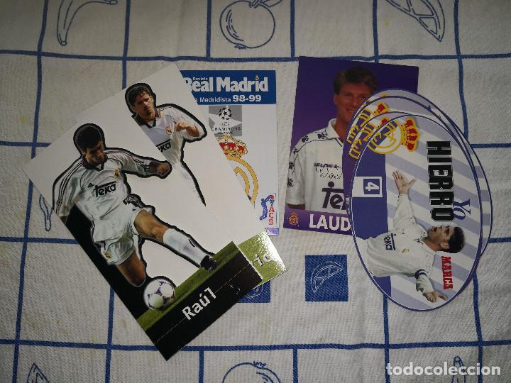 Álbum de fútbol completo: LOTE HISTORIA DEL REAL MADRID - Foto 12 - 144698558