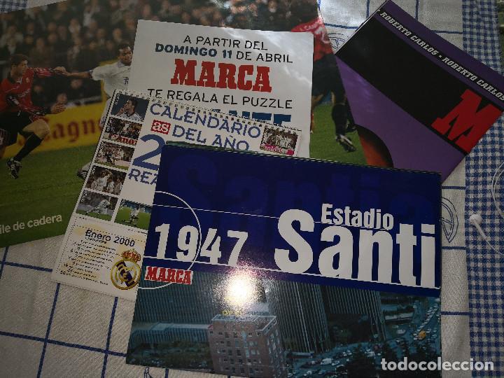 Álbum de fútbol completo: LOTE HISTORIA DEL REAL MADRID - Foto 26 - 144698558
