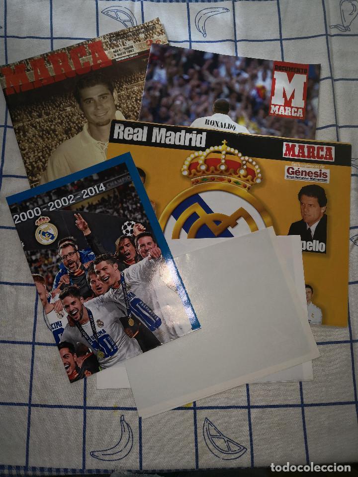 Álbum de fútbol completo: LOTE HISTORIA DEL REAL MADRID - Foto 27 - 144698558