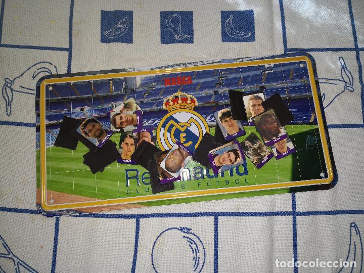 Álbum de fútbol completo: LOTE HISTORIA DEL REAL MADRID - Foto 28 - 144698558