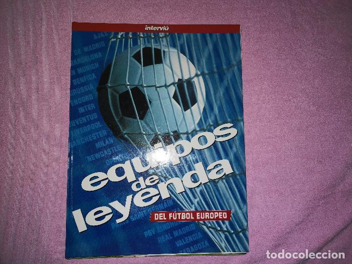 Álbum de fútbol completo: LOTE HISTORIA DEL REAL MADRID - Foto 29 - 144698558