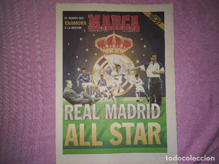 Álbum de fútbol completo: LOTE HISTORIA DEL REAL MADRID - Foto 55 - 144698558