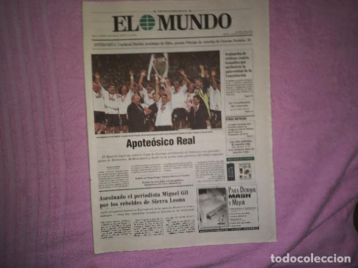 Álbum de fútbol completo: LOTE HISTORIA DEL REAL MADRID - Foto 61 - 144698558