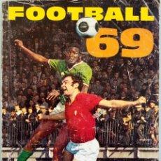 Álbum de fútbol completo: LES CAHIERS DE L'EQUIPE. - FOOTBALL 69.#. Lote 144796398