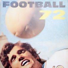 Álbum de fútbol completo: LES CAHIERS DE L'EQUIPE. - FOOTBALL 72.#. Lote 144796798