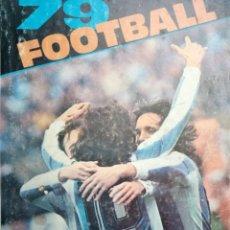 Álbum de fútbol completo: LES CAHIERS DE L'EQUIPE. - FOOTBALL 79.#. Lote 144797110