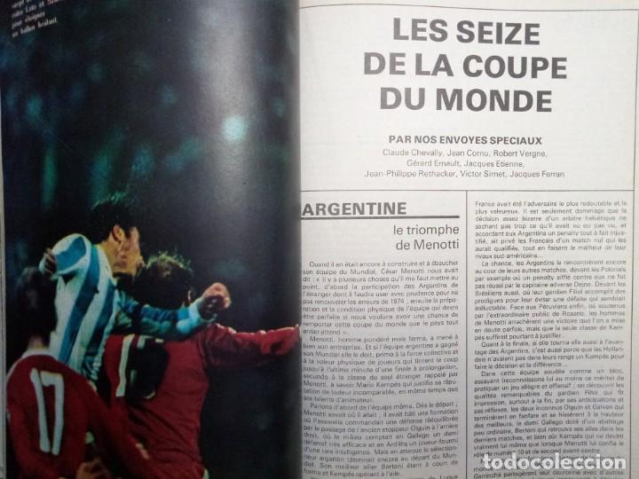 Álbum de fútbol completo: LES CAHIERS DE LEQUIPE. - FOOTBALL 79.# - Foto 2 - 144797110