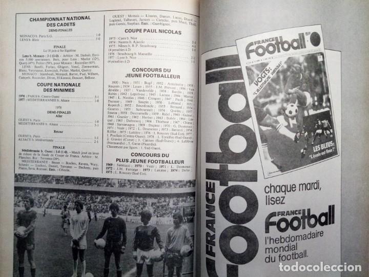 Álbum de fútbol completo: LES CAHIERS DE LEQUIPE. - FOOTBALL 79.# - Foto 4 - 144797110