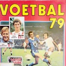 Álbum de fútbol completo: ALBUM PANINI. - VOETBAL 79 - #. Lote 145967702