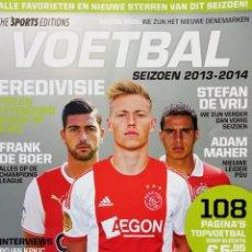 Álbum de fútbol completo: THE SPORTS EDITIONS. - VOETBAL SEIZOEN 2013-2014.#. Lote 145972738