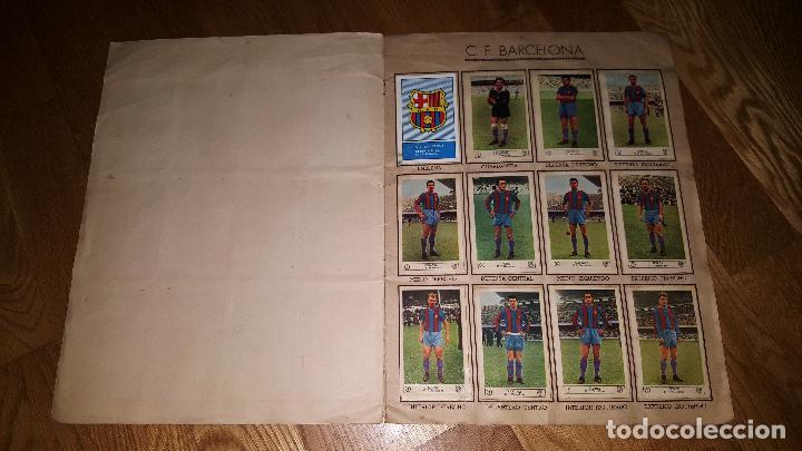 Álbum de fútbol completo: FUTBOL CAMPEONATO 1959 -1960 FERCA COMPLETO UN DOBLE POR CADA EQUIPO - Foto 2 - 146214338