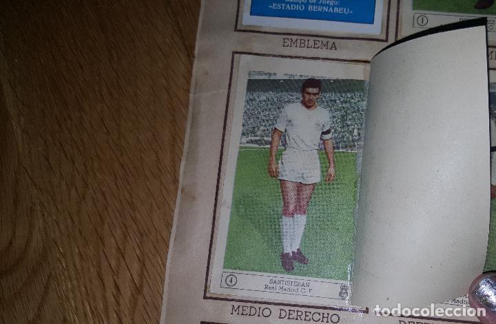Álbum de fútbol completo: FUTBOL CAMPEONATO 1959 -1960 FERCA COMPLETO UN DOBLE POR CADA EQUIPO - Foto 5 - 146214338