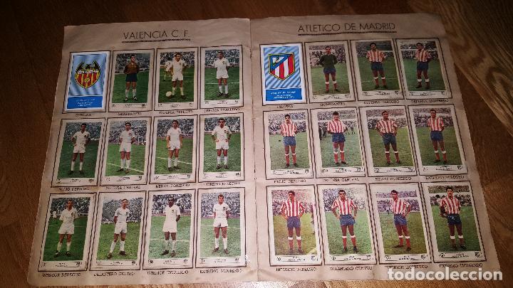 Álbum de fútbol completo: FUTBOL CAMPEONATO 1959 -1960 FERCA COMPLETO UN DOBLE POR CADA EQUIPO - Foto 6 - 146214338