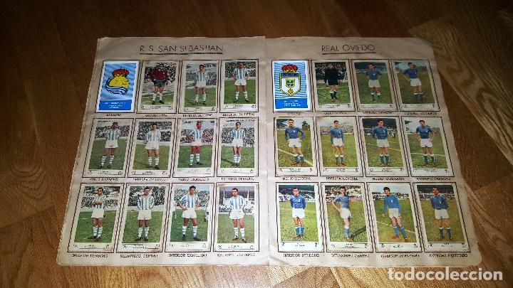 Álbum de fútbol completo: FUTBOL CAMPEONATO 1959 -1960 FERCA COMPLETO UN DOBLE POR CADA EQUIPO - Foto 9 - 146214338