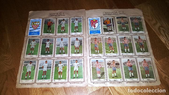 Álbum de fútbol completo: FUTBOL CAMPEONATO 1959 -1960 FERCA COMPLETO UN DOBLE POR CADA EQUIPO - Foto 10 - 146214338