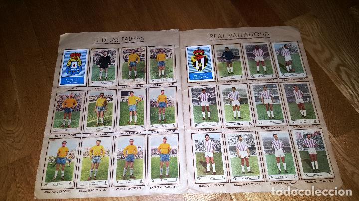 Álbum de fútbol completo: FUTBOL CAMPEONATO 1959 -1960 FERCA COMPLETO UN DOBLE POR CADA EQUIPO - Foto 11 - 146214338