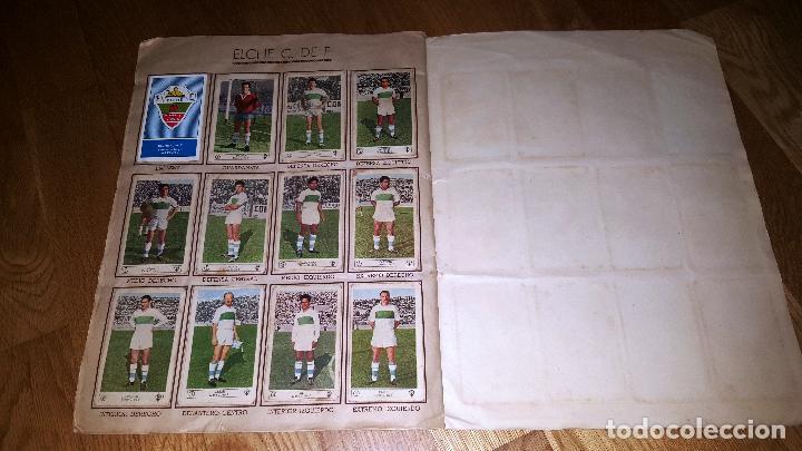 Álbum de fútbol completo: FUTBOL CAMPEONATO 1959 -1960 FERCA COMPLETO UN DOBLE POR CADA EQUIPO - Foto 12 - 146214338