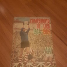 Álbum de fútbol completo: ALBUM COMPLETO FHER LIGA 1964 1965 64 65. Lote 146488572