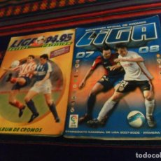 Álbum de fútbol completo: ESTE LIGA 2007 2008 07 08 COMPLETO. 1994 1995 94 95 INCOMPLETO AMAVISCA. REGALO BRASIL 2014 PANINI.. Lote 146860762