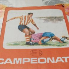 Álbum de fútbol completo: ANTIGUO ALBUM DE FUTBOL COMPLETO 1966/1967 - DE DISGRA - VER FOTOS . Lote 147124734