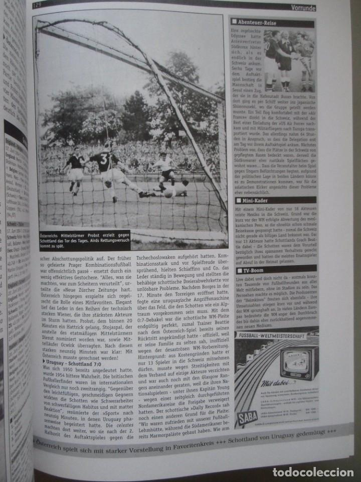 Álbum de fútbol completo: HARDY GRÜNE. -WM ENZYKLOPÄDIE 1930-2006. # - Foto 2 - 147375862