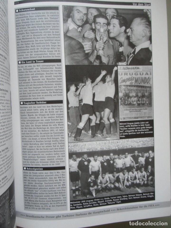 Álbum de fútbol completo: HARDY GRÜNE. -WM ENZYKLOPÄDIE 1930-2006. # - Foto 3 - 147375862