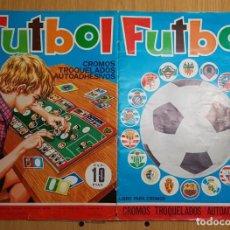 Álbum de fútbol completo: MAGA - FUTBOL - ALBUM COMPLETO. Lote 147420830