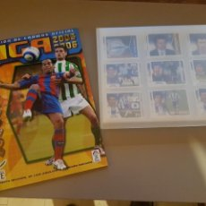 Álbum de fútbol completo: COLECCION COMPLETA SIN PEGAR ESTE 05 06 2005 2006 CON ALBUM PLANCHA. Lote 147618482