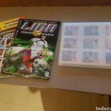 Álbum de fútbol completo: ALBUM COMPLETO LIGA ESTE 06 07 2006 2007 SIN PEGAR CON ERROR SHUSTER Y MERCADO INVIERNO Y ALBUM. Lote 147620561