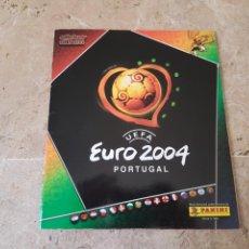 Álbum de fútbol completo: ALBUM COMPLETO EUROCOPA EURO 04 2004 PORTUGAL PANINI ESTADO IMPECABLE. Lote 147685804
