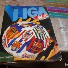 Álbum de fútbol completo: ALBUM ESTE 84 85 CON TODO , TODO... Y TODO LO EDITADO ( VER FOTOS DE TODO ). Lote 147719058