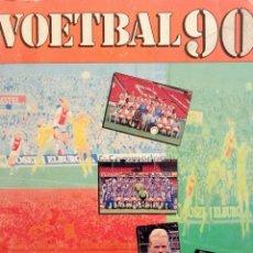 Álbum de fútbol completo: ALBUM PANINI. - VOETBAL 90 - #. Lote 147877686