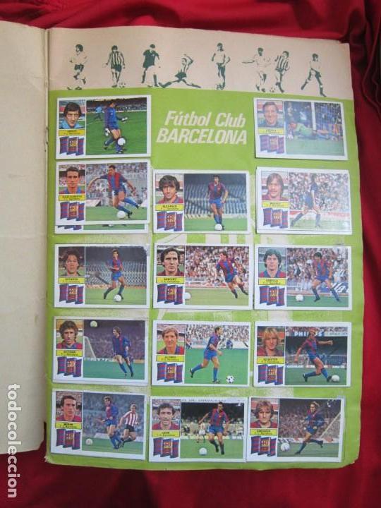 Álbum de fútbol completo: ALBUM COMPLETO CAMPEONATO DE LIGA 82-83. EDICIONES ESTE - Foto 2 - 148023274